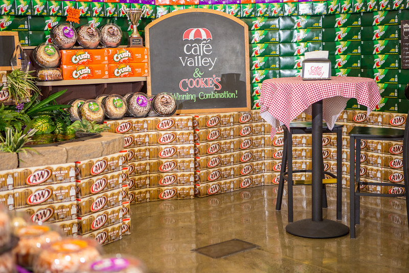 Cookes Soda Cake display 2015.jpg
