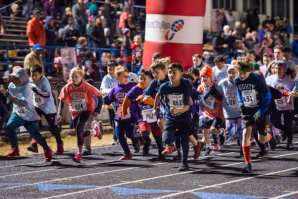 The Mighty Milers Race 2018