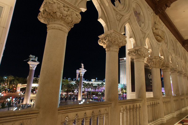 Venetian Resort Hotel and Casino