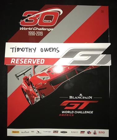 Blancpain GT World Challenge America