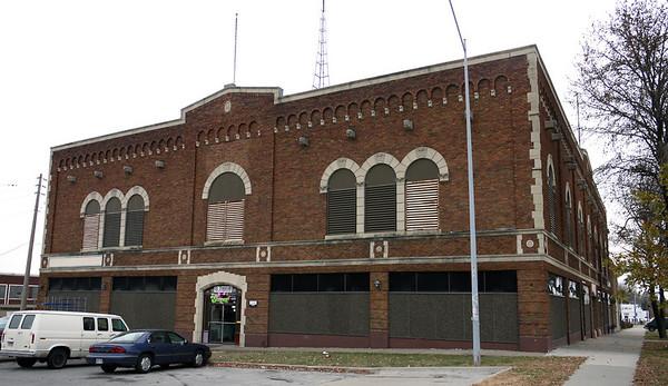 El Torreon and Cowtown Ballroom Building