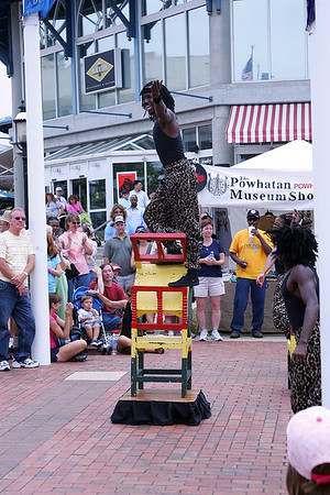 Norfolk, VA.  Harborfest 2007