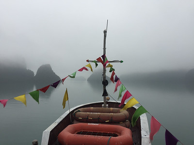 Vietnam-Halong Bay