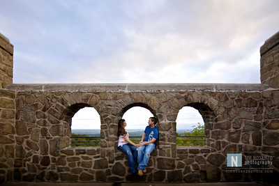 Nicole + Michael :: Engagement :: Hamden, CT