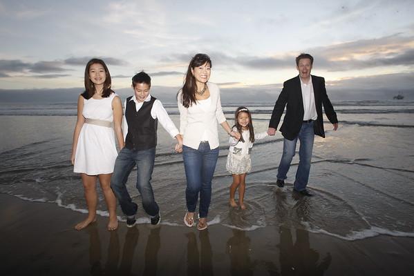 Family Portrait Photography Service