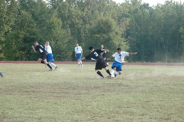 More Soccer vs. Randolph Macon