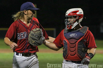 Red Sox vs. Jackfish August 25