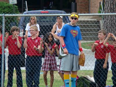 2012 7th-8th Grade Softball Game
