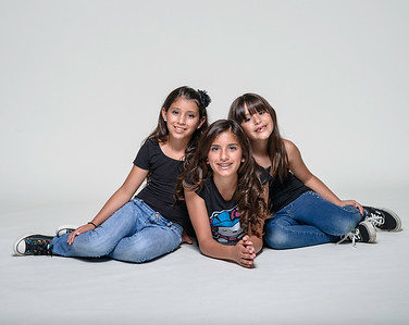 Isabel, Aleah & Tyler