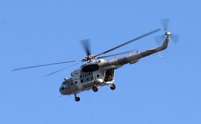 """Mi-17 NATO reporting name """"Hip"""""""