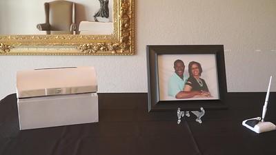 Sondra & Tony Akin Wedding 9/9/2017