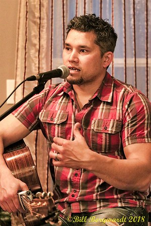 May 4, 2018 - Don Amero House Concert