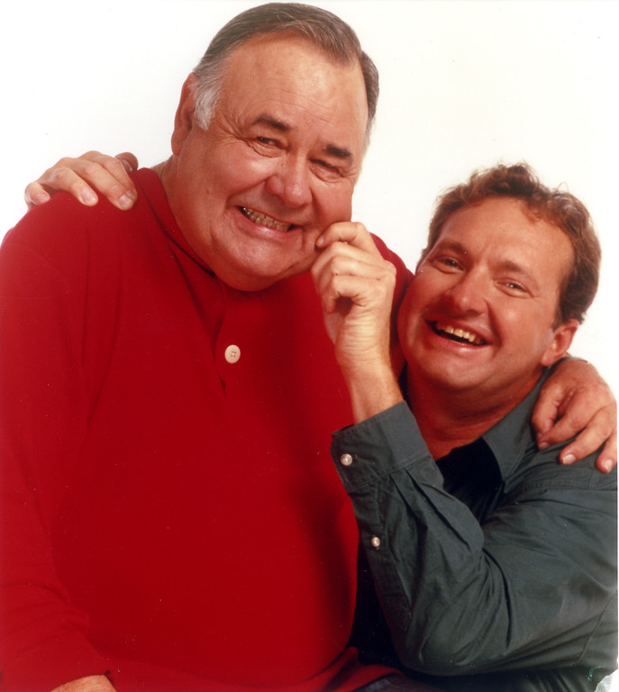""". Jonathan Winters and Randy Quaid in \""""Davis Rules.\""""   Daily News file photo"""