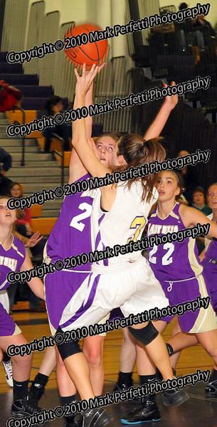 AHS Girls Varsity Basketball vs Johnstown 12-23-10