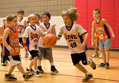YMCA Basketball 2009