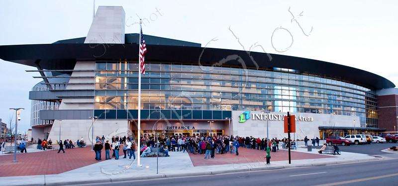 Game Photos Intrust Bank Arena