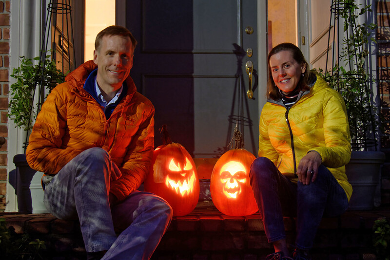 Amy & Andrew with Pumpkins.jpg