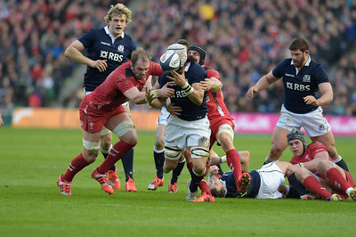 2015 RBS6Nations R2 Scotland vs Wales