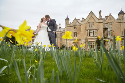 Kristel & Peter - Dumbleton Hall