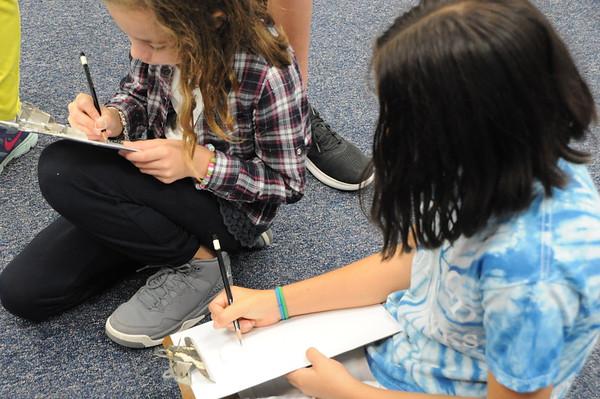 Sixth Graders Explore Renaissance Art