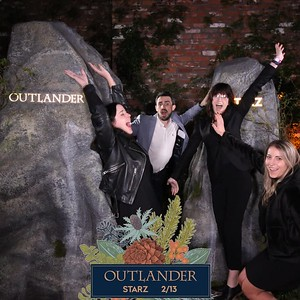 Outlander Season Five Prmiere After Party