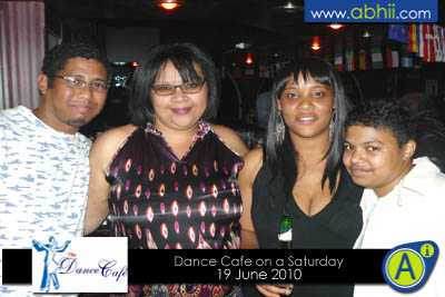 Dance Cafe - 19th June 2010