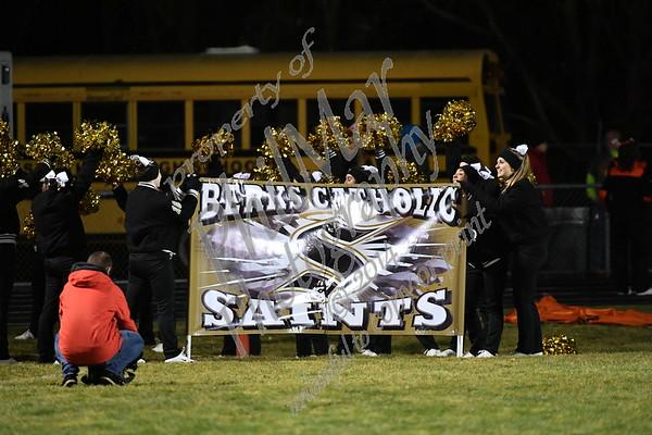 Berks Catholic vs East Pennsboro District 3 Playoffs 2017