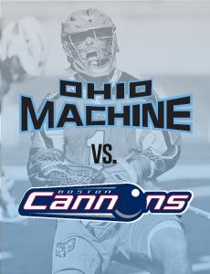 Cannons @ Machine (6/10/17)