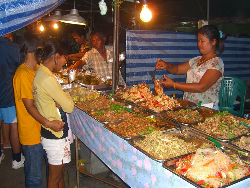 Hot Curries - Ranong, Thailand