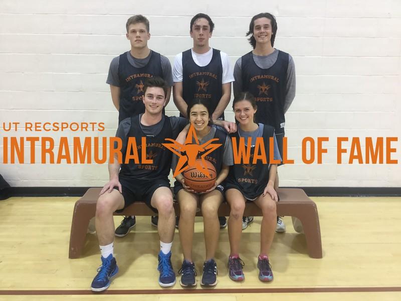 Fall 2017 - Basketball - Coed B - CH - God Squad