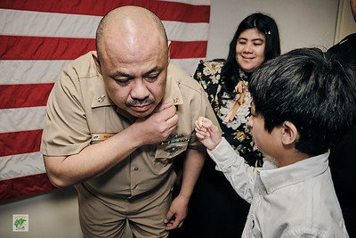 Master Chief Hospital Corpsman Edmond Reyes