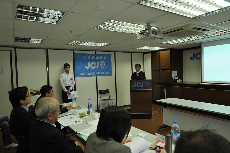 20110730 - 環保友道企業大賞2011評審日