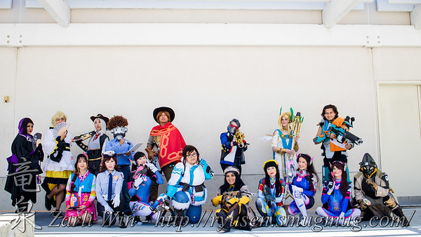 Kawaii Kon 2019 - Overwatch