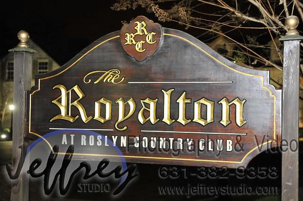 FREE Gala - The Royalton - November 30, 2012