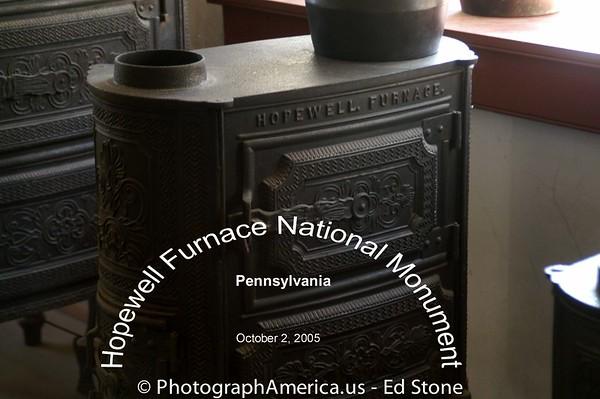 Pennsylvania - Hopewell Furnace National Park