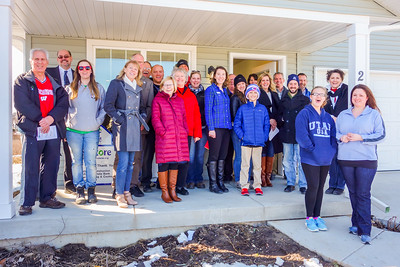 2017. March. 2  Home Dedications in Sun Prairie