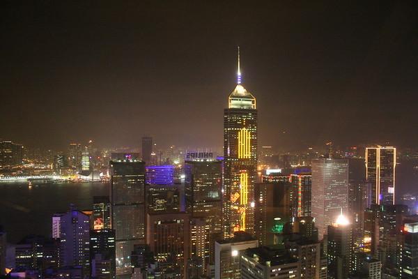 Hong Kong by Night - 1 March 2007