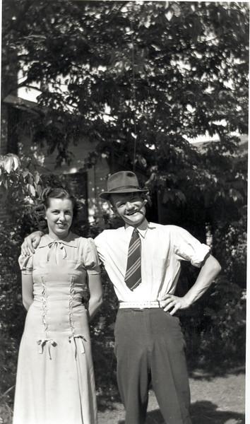 1930's Hardgrave-Hunt Families General