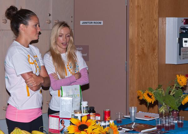 Ovarian Cancer Walk of Hope - 2012