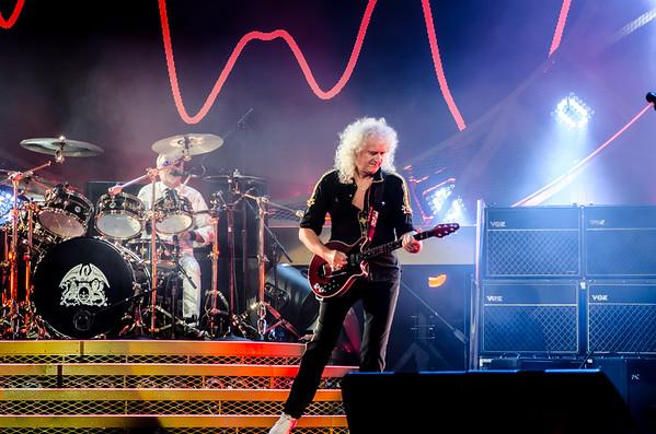 Queen + Adam Lambert Chicago