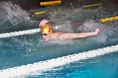 Swimming vs. Malvern Prep