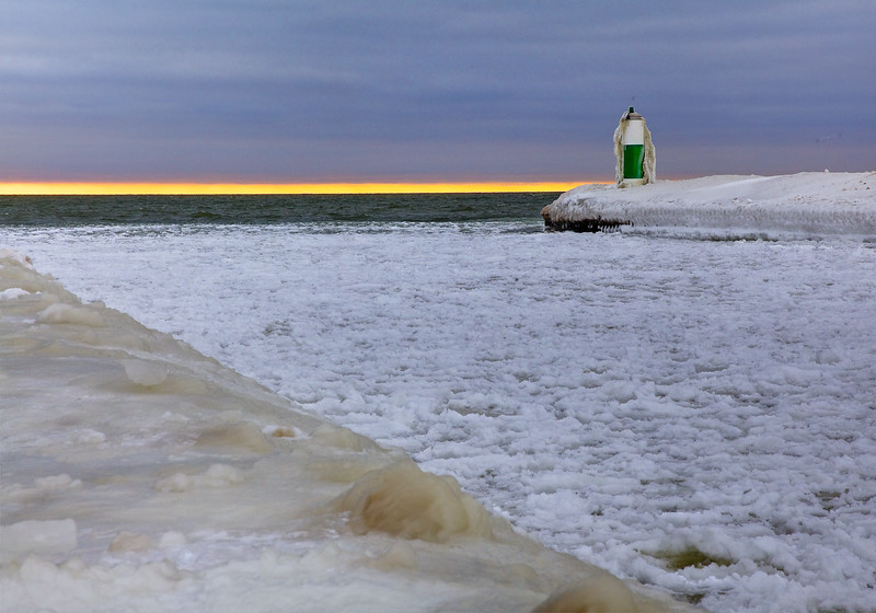 South Haven Pierhead