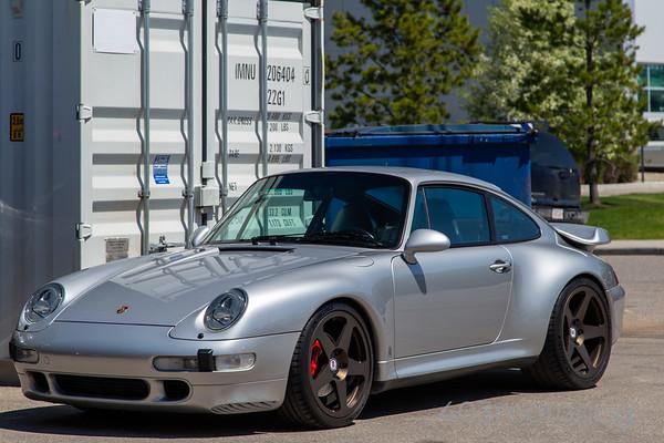 HRE Wheels - 993 Turbo