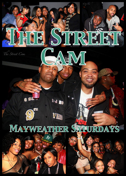 The Street Cam: Mayweather Saturdays (2/5)