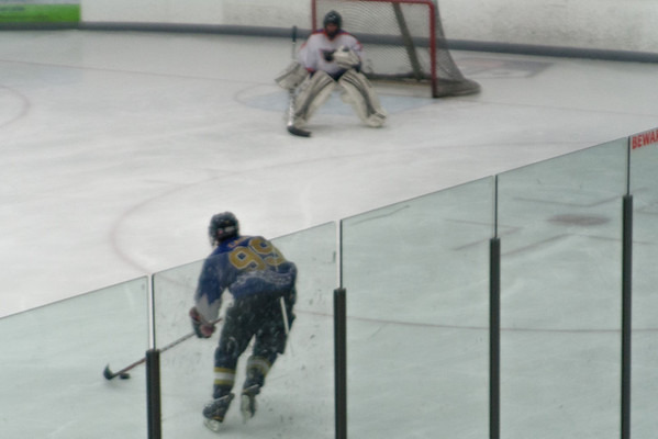 Hatfield Ice Dogs 16A White at Delco Phantoms 11-2-2013