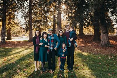 L Sidrak Extended Family 2019