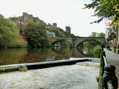 003 - Durham City, UK - 2013.