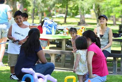 PDS's picnic 2008
