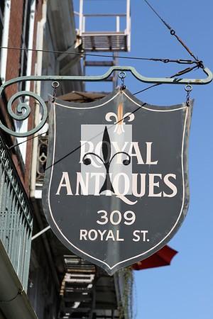 Royal Street Antiqueing