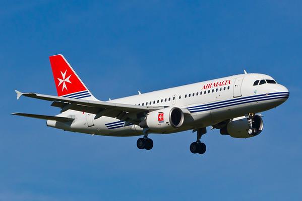 9H-AEJ - Airbus A319-112